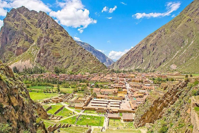 Day 3: Cusco / Sacred Valley of The Incas